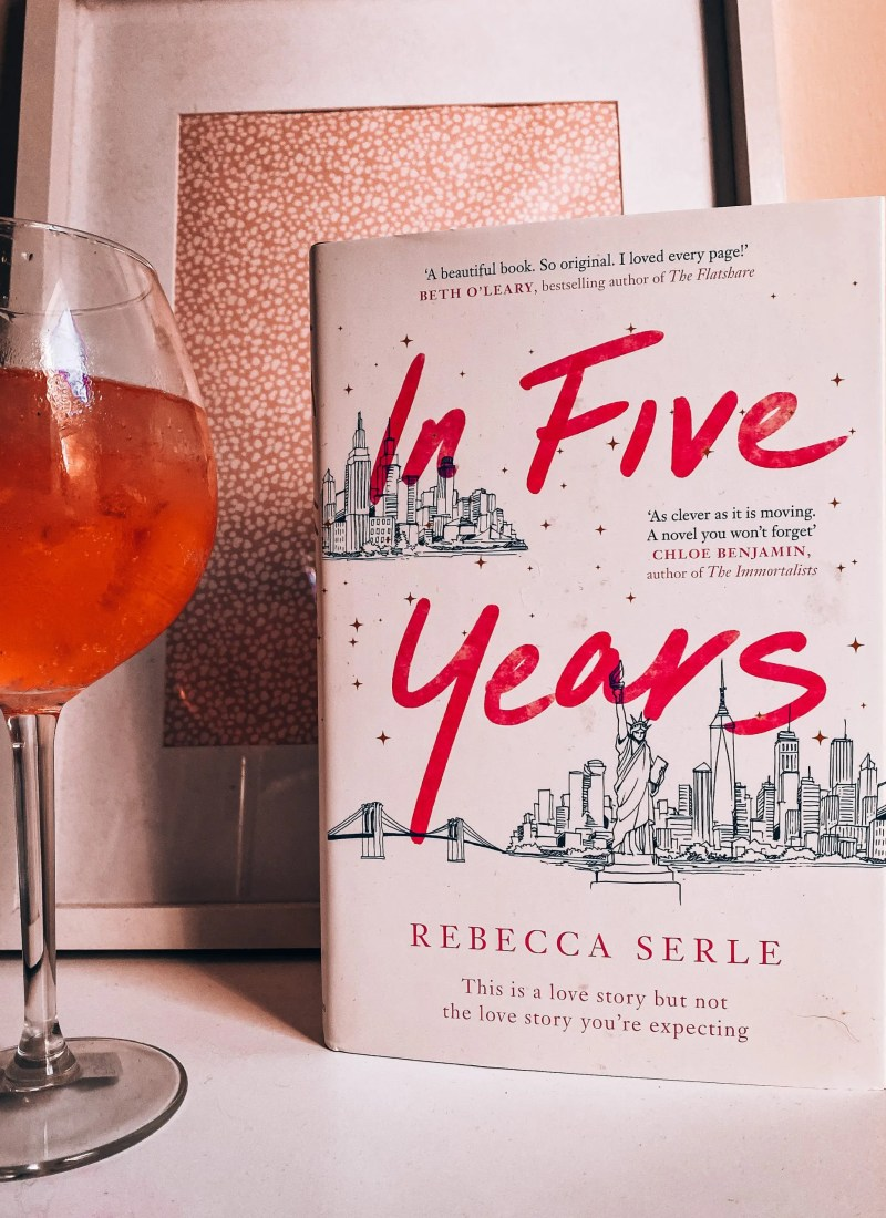In Five Years by Rebecca Serle || Book Review