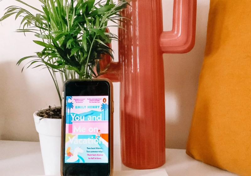 You and Me On Vacation Book Review