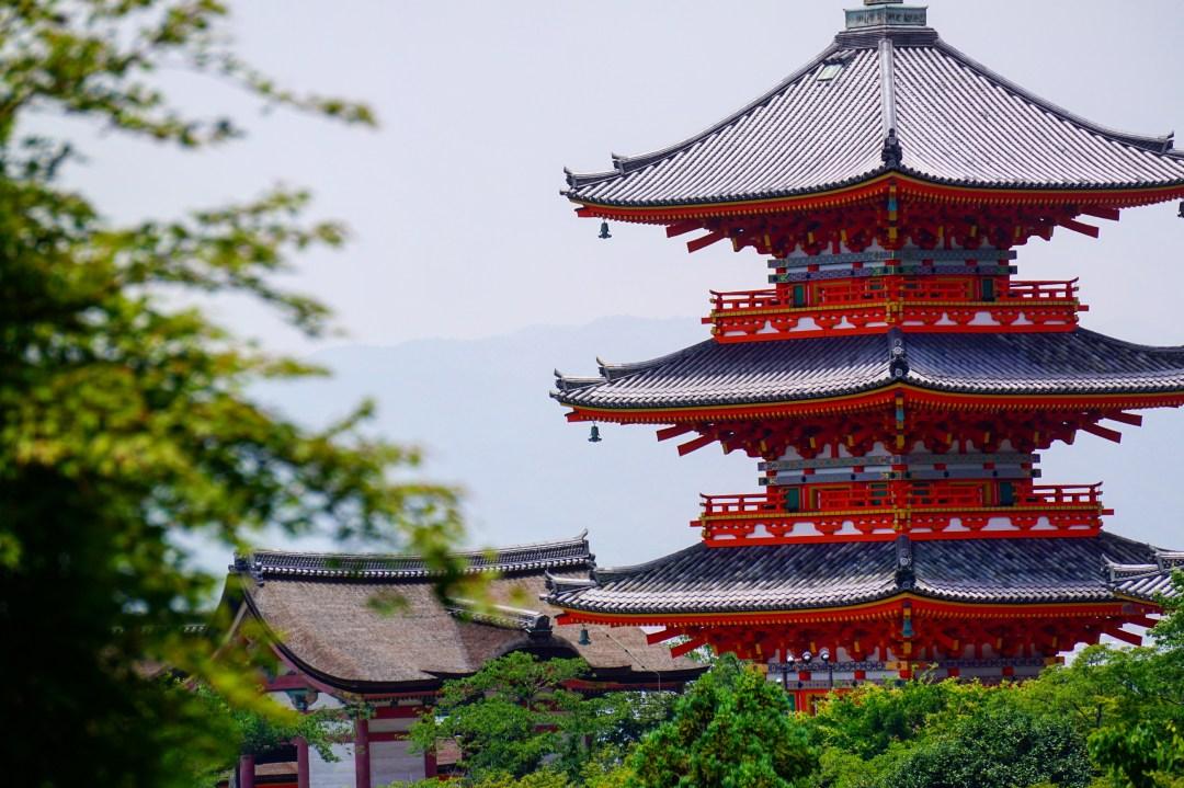 Kyoto   Japan   Kiyomizu-dera Temple   Asia