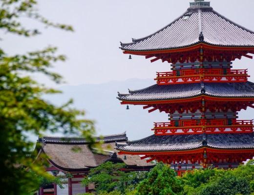 Kyoto | Japan | Kiyomizu-dera Temple | Asia