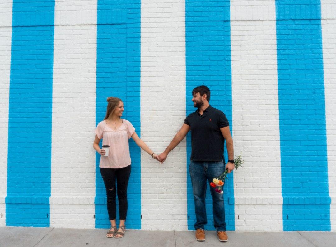 Draper James - Nashville, Tennessee   Downtown Nashville   Street Art   Things to do in Nashville   Nashville Street Art