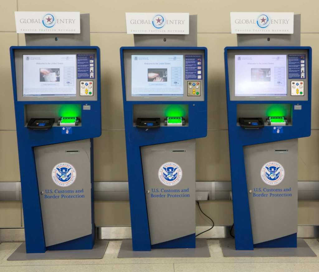 global entry pass