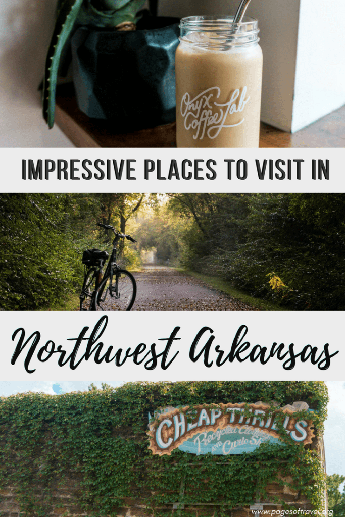 Northwest Arkansas has contagious small-town charm that will allure you to return after your first visit. Starting in Bentonville, Arkansas you'll find the home of Walmart and see how Sam Walton's legacy grew this area to become a place visitors and residents instantly feel at home. In Fayetteville, Arkansas you'll find the University of Arkansas and, of course, Razorback sports. #Bentonville #Fayetteville #northwestArkansas #Arkansas