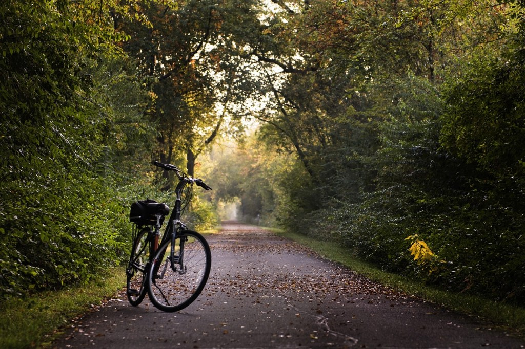 Bike Trails northwest Arkansas