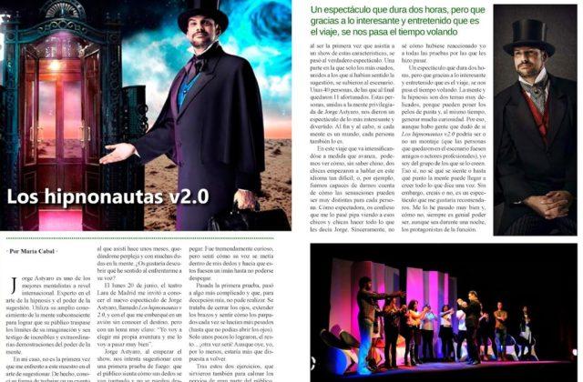 Cronica Los hipnonautas v2.0
