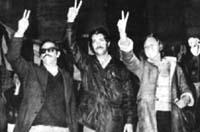 Los tres que contaron la historia: Berger, Camps y Haidar
