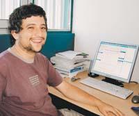 El doctor Gabriel Infante López, del Famaf.