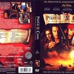 Piratas Del Caribe (La Maldición de laPerla Negra)-Carátula
