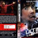 Última Llamada Caratula DVD