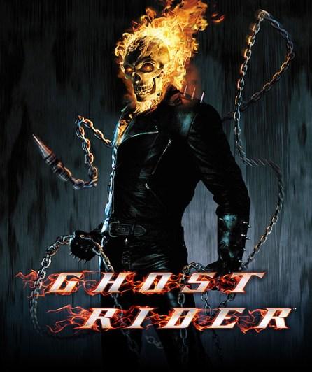 Por fin Ghost Rider, el Motorista Fantasma
