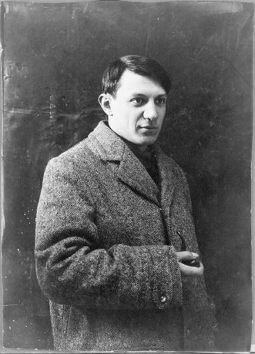 Pablo Picasso preterite
