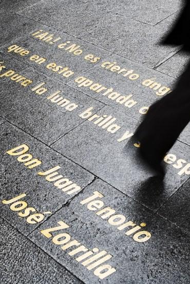 El barrio de las Letras, Madrid