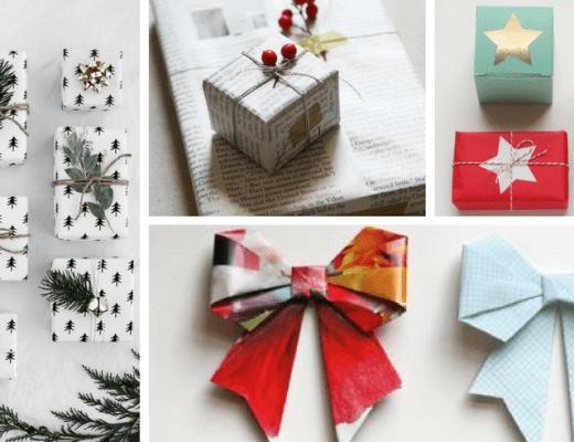 idei inedite de impachetare a cadourilor