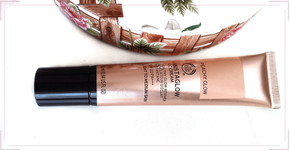 THE BODY SHOP- INSTAGLOW CC CREAM pareri 2