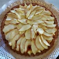 Pasteleria Cafeteria Italiana Maspalomas tarta de manzana