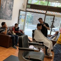 oficina barber shop triana