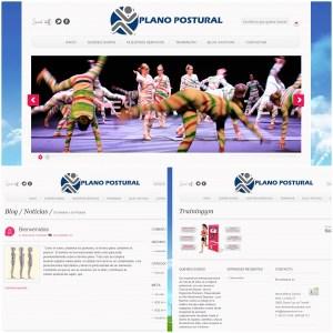 Desarrollo web Plano Postural