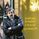 Copertina dell'album di Francesco Guccini con Cirano