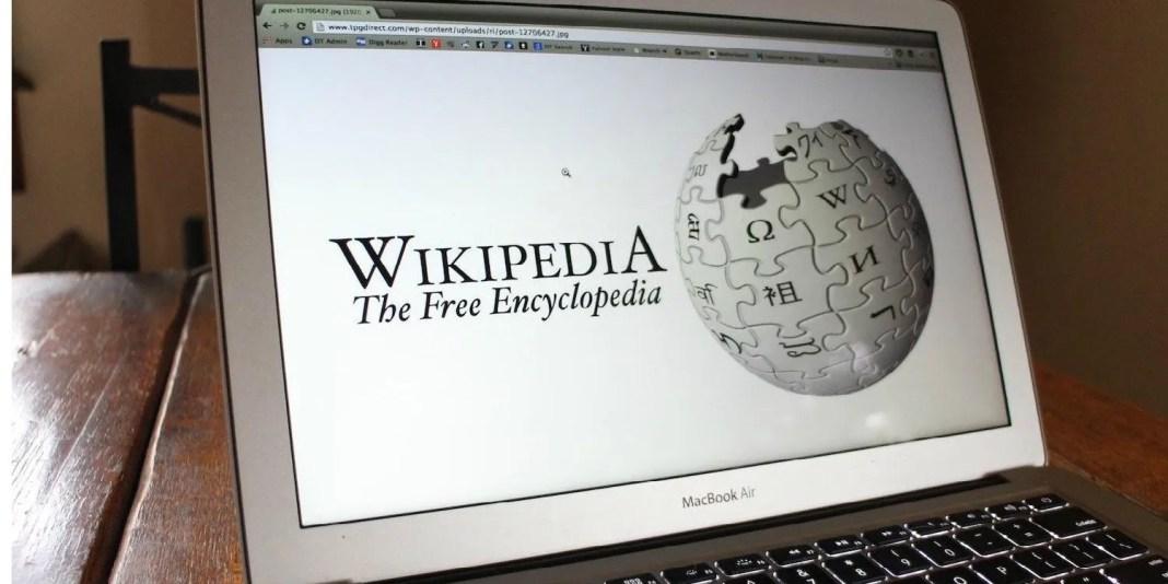 Auguri Wikipedia