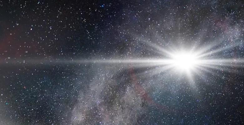 Una rappresentazione artistica di SN 2015L. Credit: Beijing Planetarium/Jin Ma