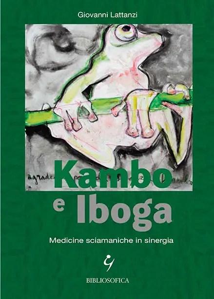 Copertina libro Kambo e Iboga