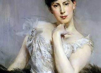 Signora in bianco, c. 1900Firenze, Gallerie degli Uffizi, Galleria d'Arte Moderna