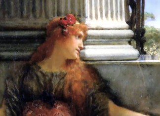 Poetry. Sir Lawrence Alma-Tadema