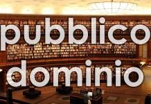 Pubblico dominio