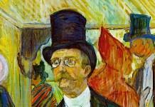 Toulouse-Lautrec. Monsieur Fourcade