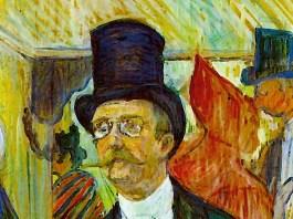 Toulouse-Lautrec. Monsieur Fourcade