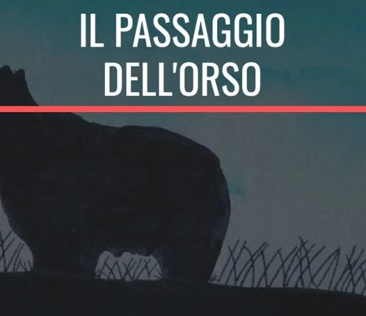 """""""Il passaggio dell'orso"""" interpretato dalla 1° D della Monteverdi di Milano"""