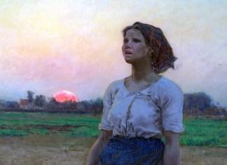The Song of the Lark, Jules Breton (1884)