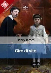 """Giro di vite"" di Henry James"