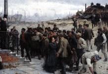 """""""Der Streik"""" von Robert Koehler"""