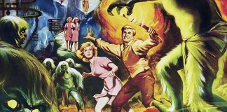 """Poster for the film """"The Time Machine"""" (1960)"""