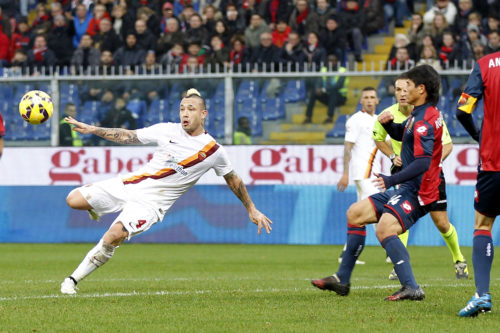 Genoa CFC v AS Roma - Serie A