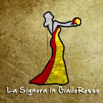 La_Signora_In_Giallorosso