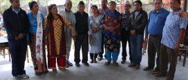 वडामा कृषि तथा पशुपंक्षी सञ्जाल गठन कार्य सुरु