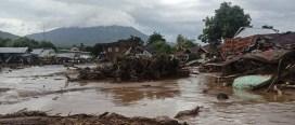 इन्डोनेसिया र पूर्वी टिमोरमा आएको बाढीका कारण ५० जनाको मृत्यु