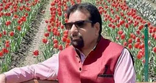 भारतमा भाजपा नेता राकेश पण्डितको गोली हानि हत्या