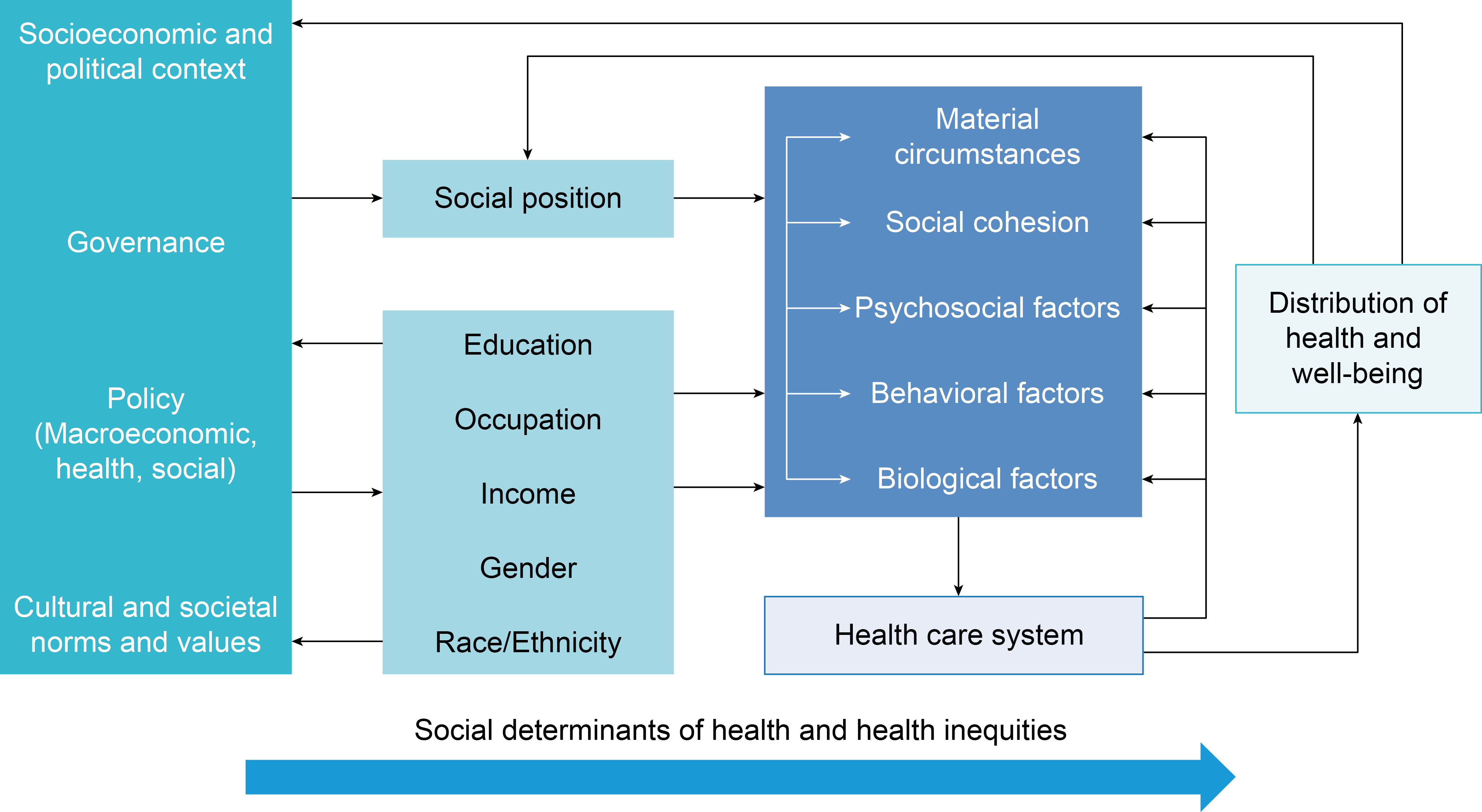Social Determinants Of Health In The Americas