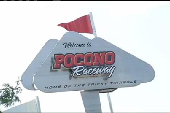 Pocono Raceway Sign_4261641256347910321