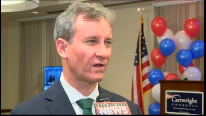 Congressman Matt Cartwright Wins Re-election_19793398-159532