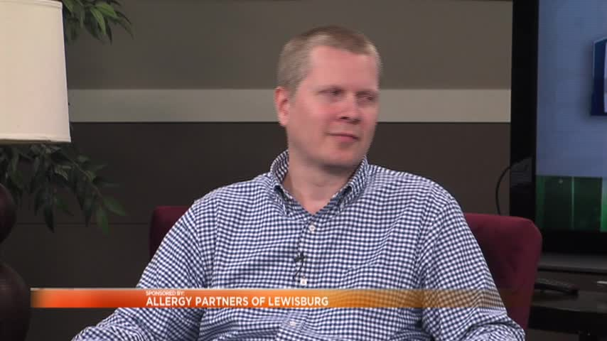 PA Live: ALLERGY PARTNERS OF LEWISBURG- January 24, 2017
