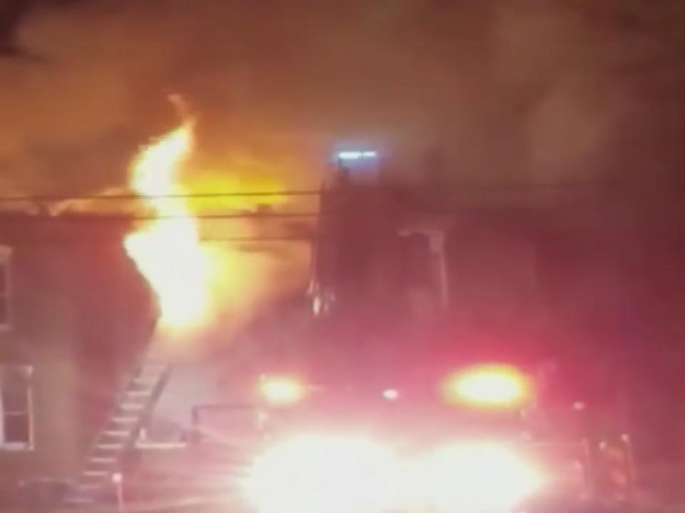 Williamsport Fatal Fire 5:30 pm