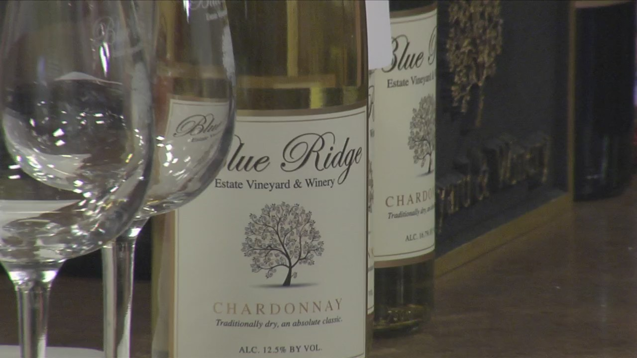 PA Live: Blue Ridge Winery Segment 1 May 16, 2018