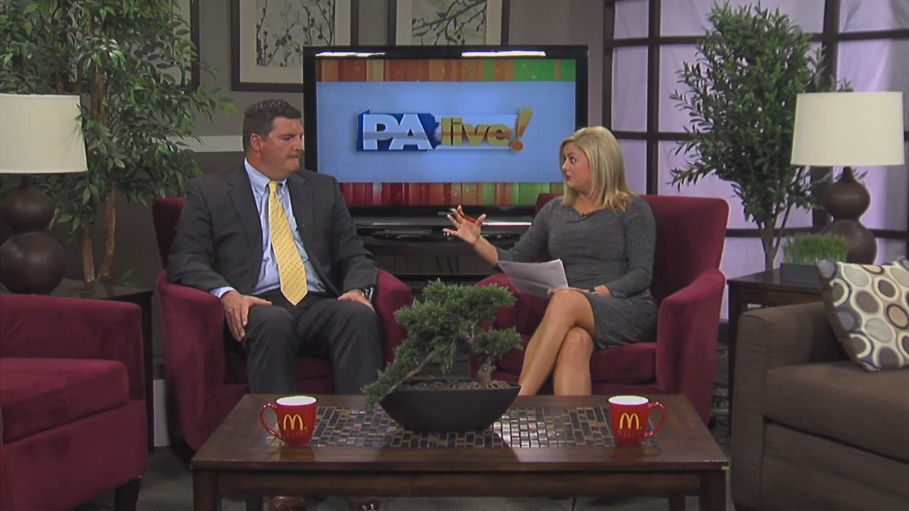 PA Live! O'Connor Law August 21, 2019