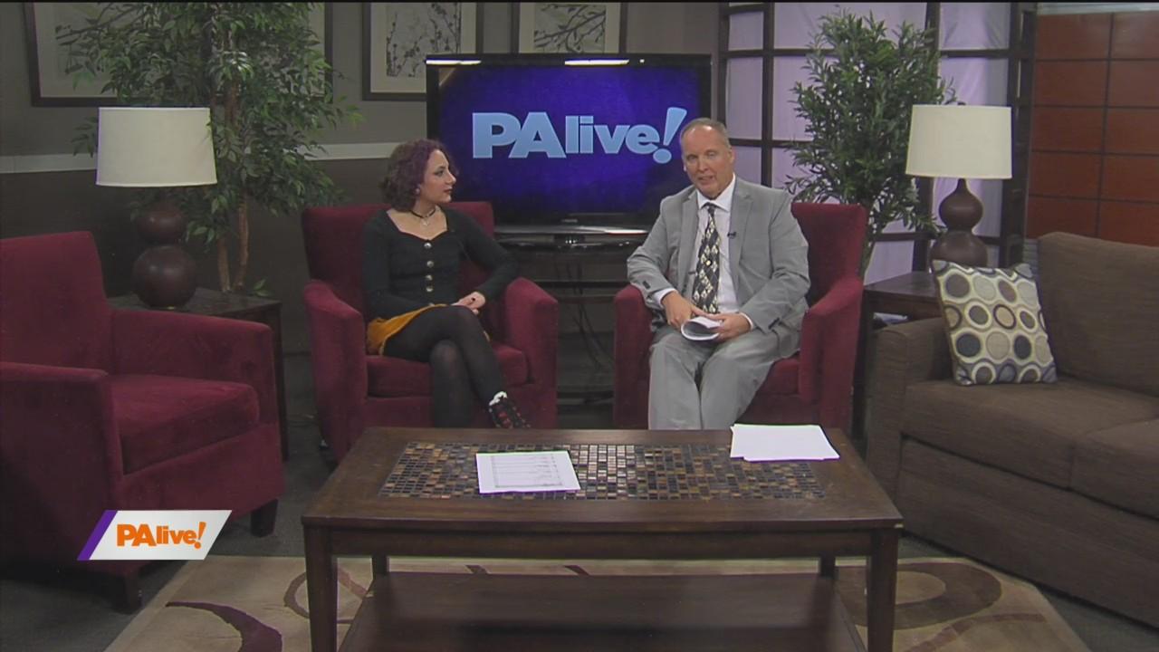 PAlive! Write Place, Write Time January 23, 2020