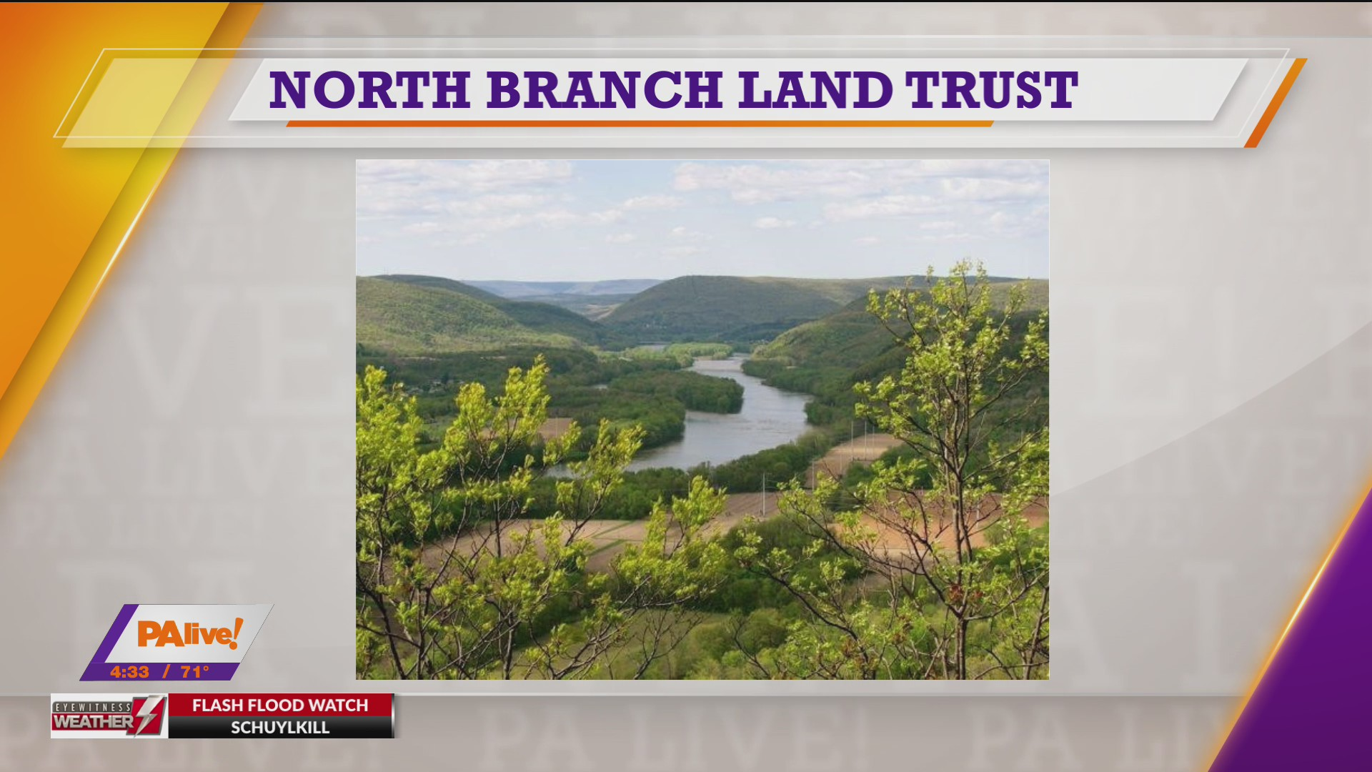 PAlive! North Branch Land Trust August 7, 2020