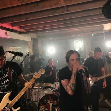 Billy Talent at House of Strombo